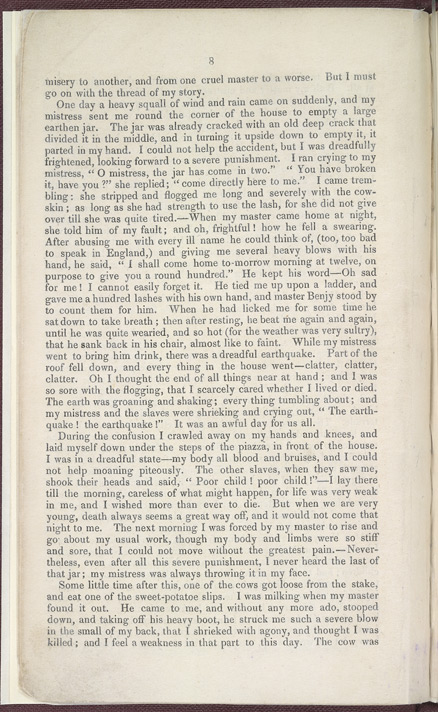 The History of Mary Prince, A West Indian Slave -Page 8